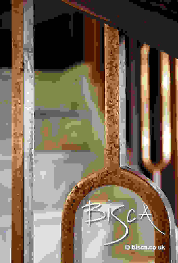 Hand Forged Balustrade Couloir, entrée, escaliers classiques par Bisca Staircases Classique