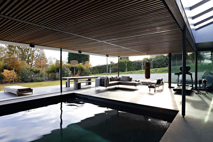 Fairbank Poolhouse by John Pardey Architects