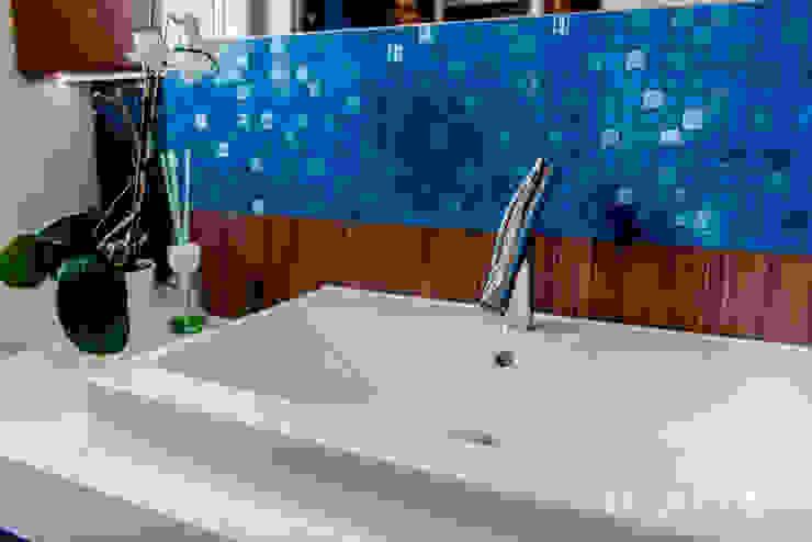 Modern Apartment - 100m2: styl , w kategorii  zaprojektowany przez TiM Grey Interior Design,Nowoczesny