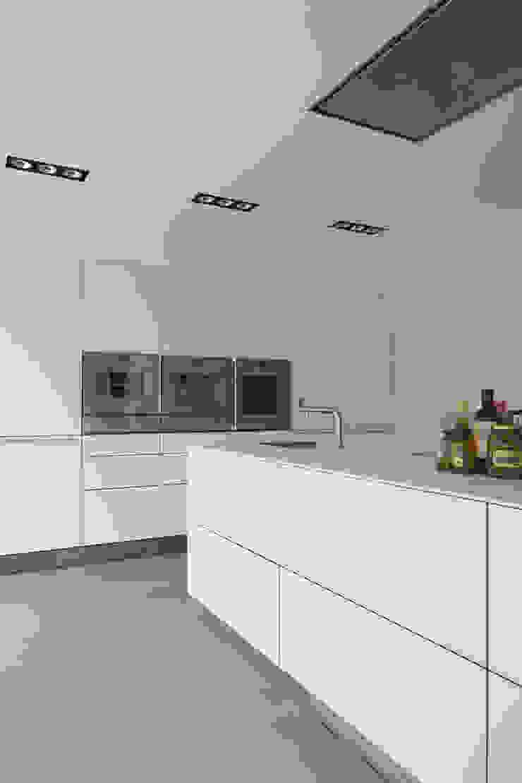 Lab32 architecten ห้องครัว