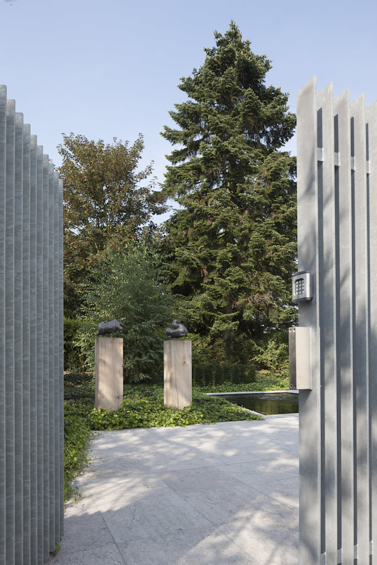 Lab32 architecten สวน