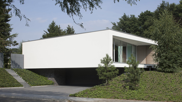 Lab32 architecten บ้านและที่อยู่อาศัย