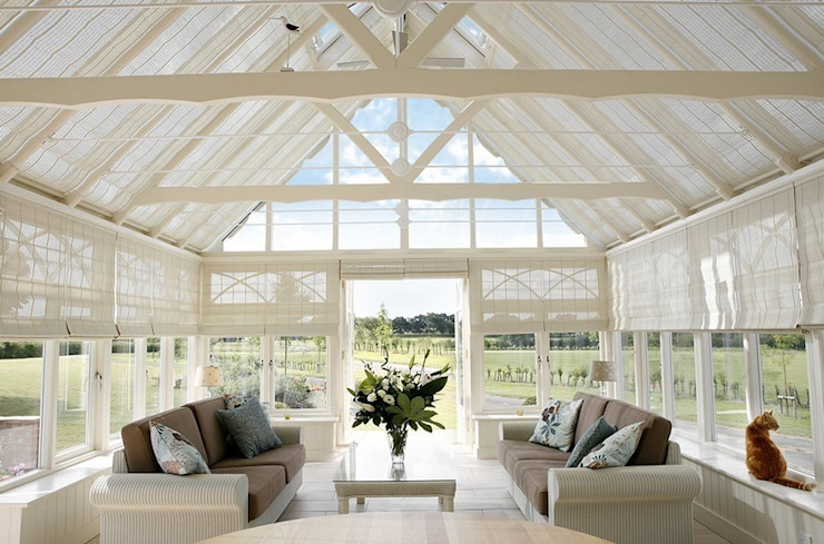 Conservatory Blind: modern  by Appeal Home Shading, Modern