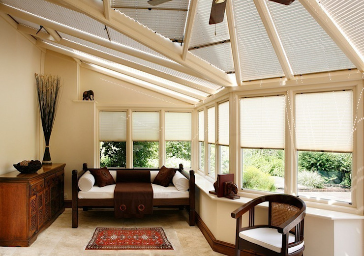 Conservatory Blind od Appeal Home Shading Nowoczesny