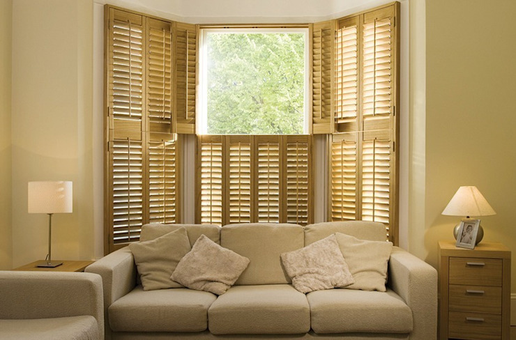 Shutters de Appeal Home Shading Moderno