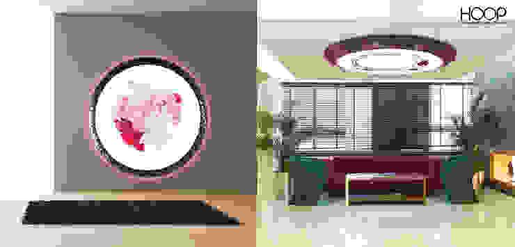 Pgt İç Mimarlık – HOOP LIGHTING: modern tarz , Modern