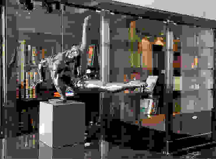 Кабинет Рабочий кабинет в классическом стиле от Studio Design-rise Классический