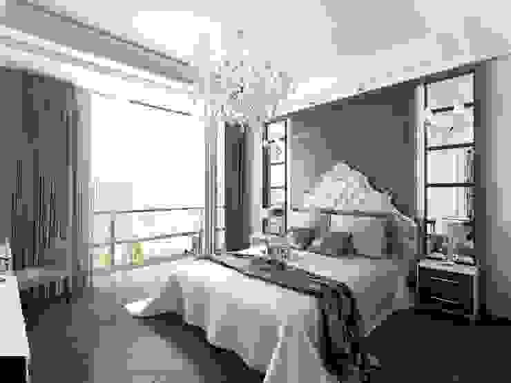 Спальня от Studio Design-rise