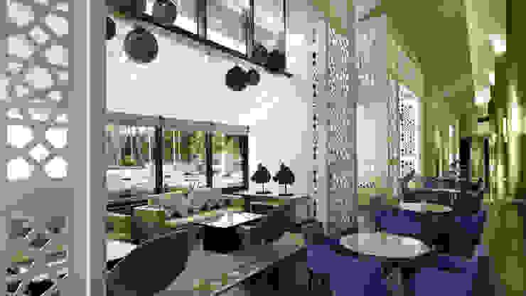 Le Meridian Al Khobar Hotel von Moroccan Bazaar Mediterran