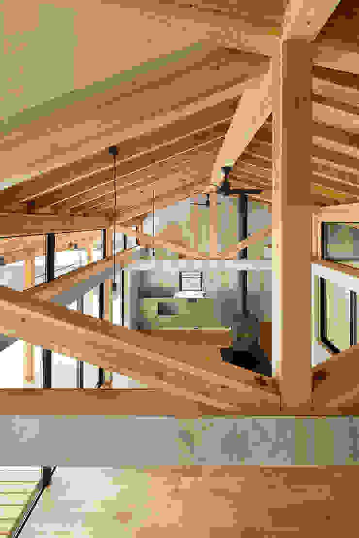 Qilin オリジナルな 壁&床 の 松島潤平建築設計事務所 / JP architects オリジナル