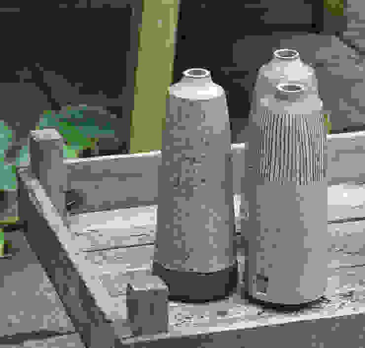 Brown van HENRIETTE MEIJER ceramics Industrieel