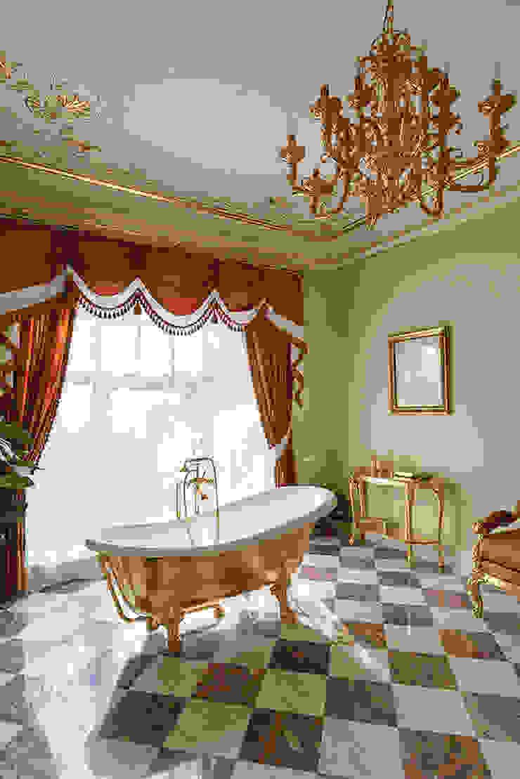 Дом в Песочном Ванная в классическом стиле от Privilege Design Классический