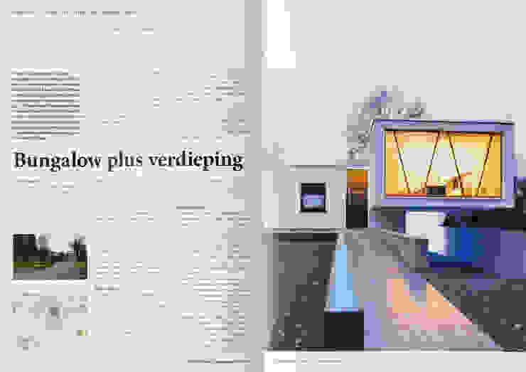 Droomhuis met 'Ambylight' van Lab32 architecten
