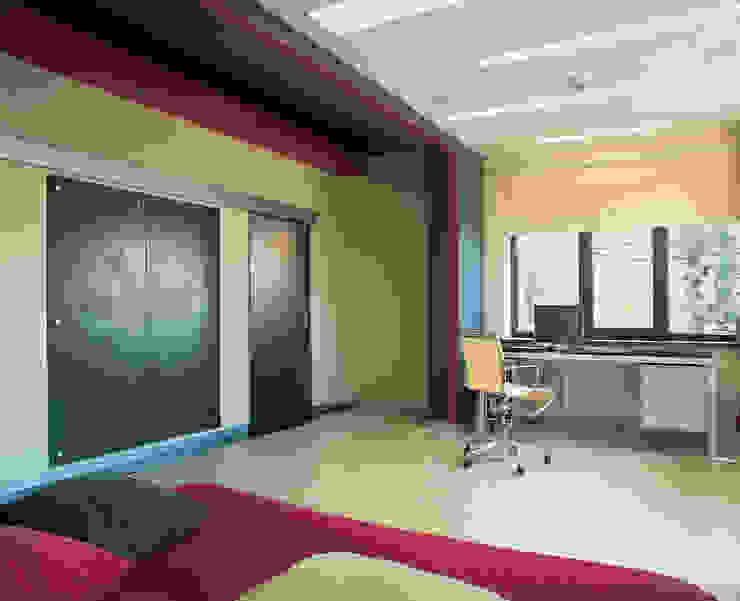 Комната подростка (DZ)M Интеллектуальный Дизайн Детская комнатa в стиле минимализм