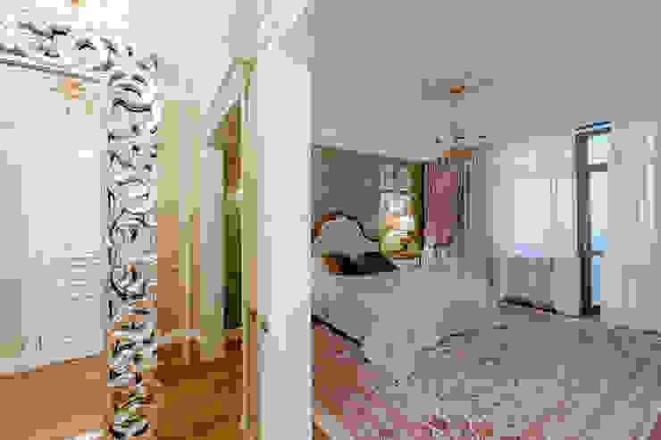 Квартира в Москве 166 кв. м. Спальня в колониальном стиле от MM-STUDIO Колониальный