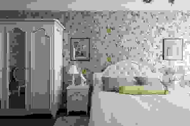 Квартира в Москве 137 кв. м. Спальня в классическом стиле от MM-STUDIO Классический