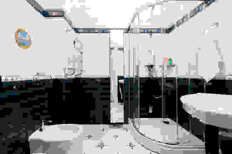 Квартира в Москве 137 кв. м. Ванная в классическом стиле от MM-STUDIO Классический
