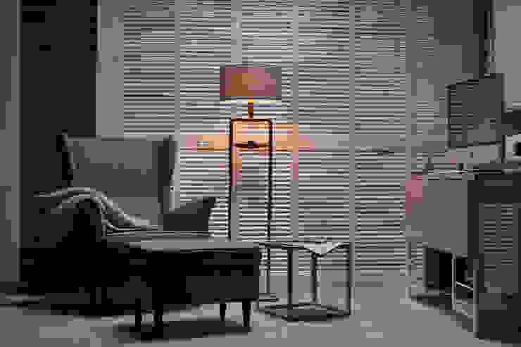 GIGANTO Copper Floor Lamp de homify Escandinavo