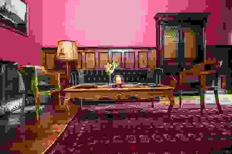 Klassieke woonkamers van Maison de Rome INTERIOR DSIGN Klassiek