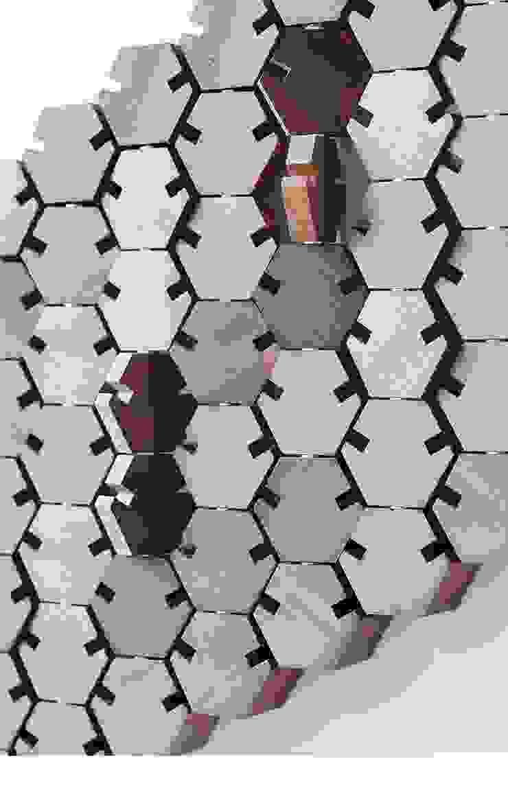 Wardrobe // Kapstok: modern  door Studio Rene Siebum, Modern