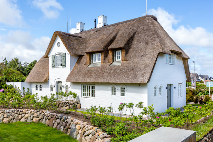 Immofoto-Sylt Country style houses