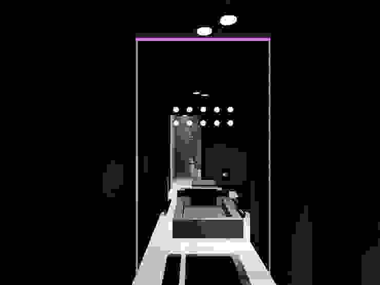 (DZ)M Интеллектуальный Дизайн Baños de estilo minimalista