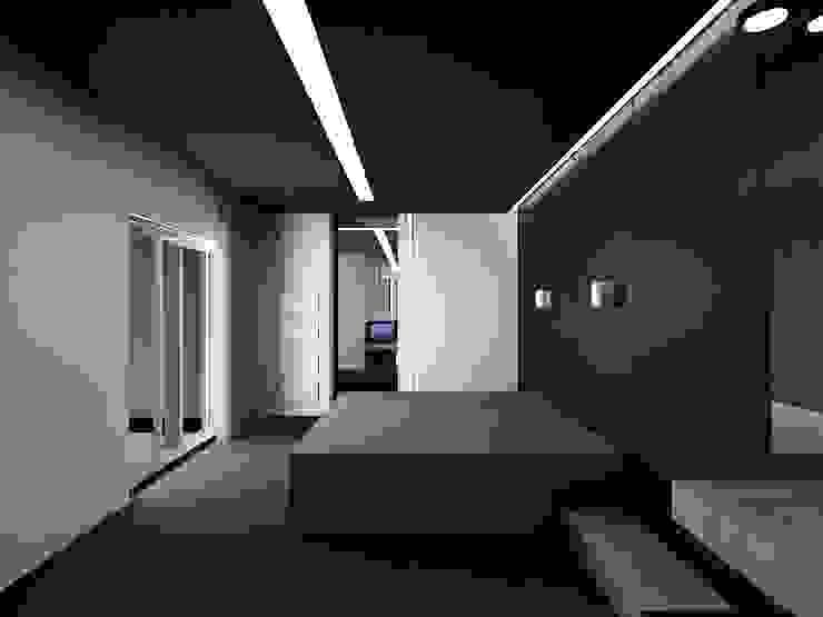 (DZ)M Интеллектуальный Дизайн Cuartos de estilo minimalista