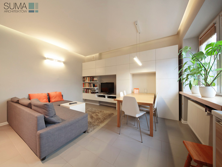 FAMILY_ONE by SUMA Architektów Modern