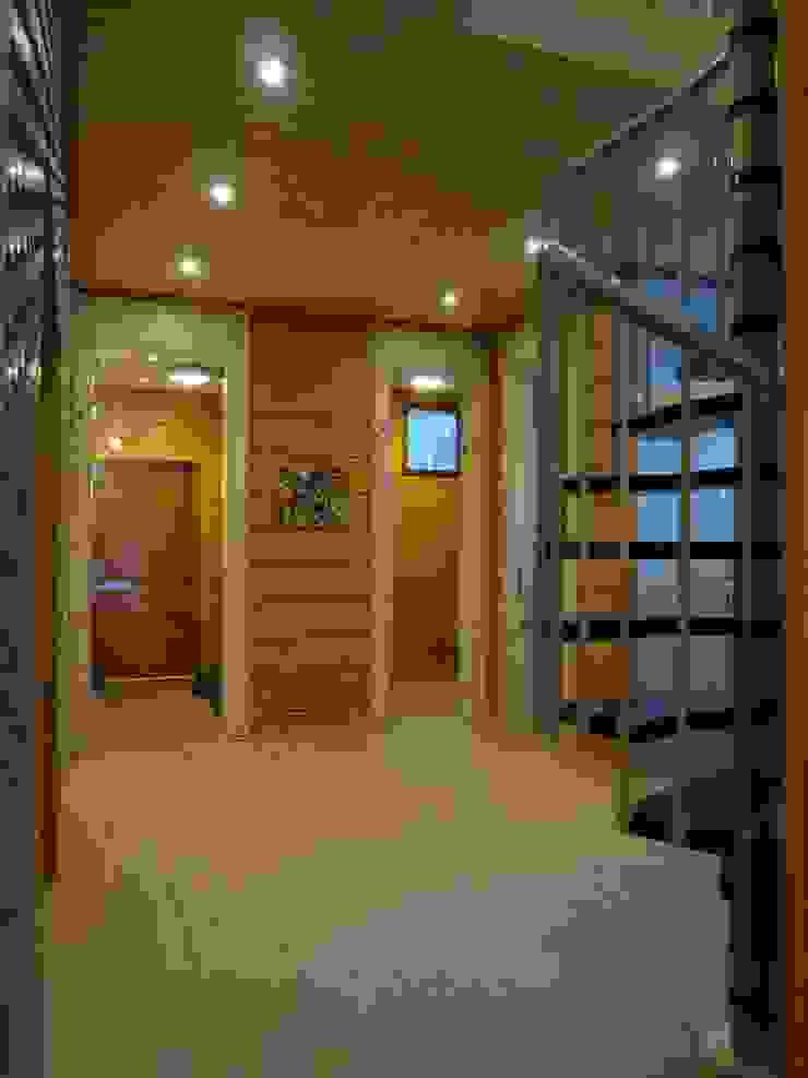 Семейный SPA комплекс в пригороде Петербурга Format A5 Fontanka Спа в стиле кантри