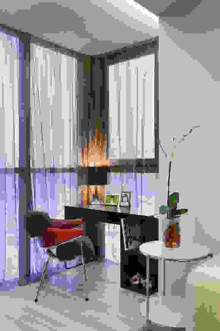 Лоджия (DZ)M Интеллектуальный Дизайн Балкон в скандинавском стиле