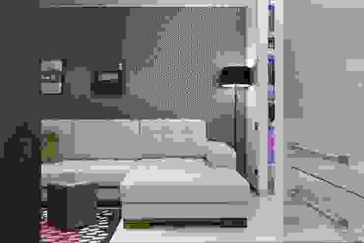 Гостиная (DZ)M Интеллектуальный Дизайн Гостиная в скандинавском стиле