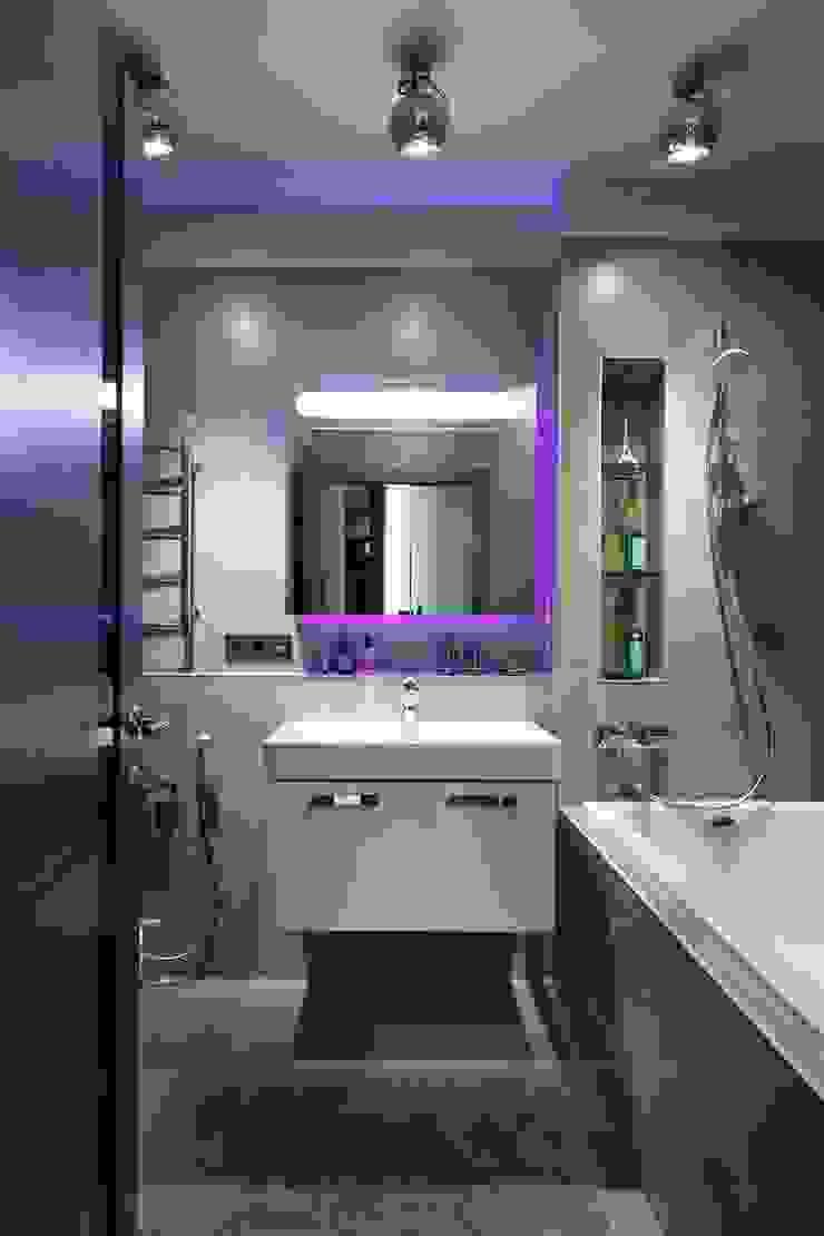 Ванная комната (DZ)M Интеллектуальный Дизайн Ванная комната в скандинавском стиле