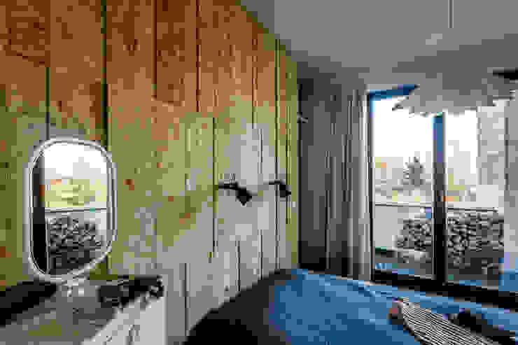 Biuro Projektowe Pióro غرفة نوم