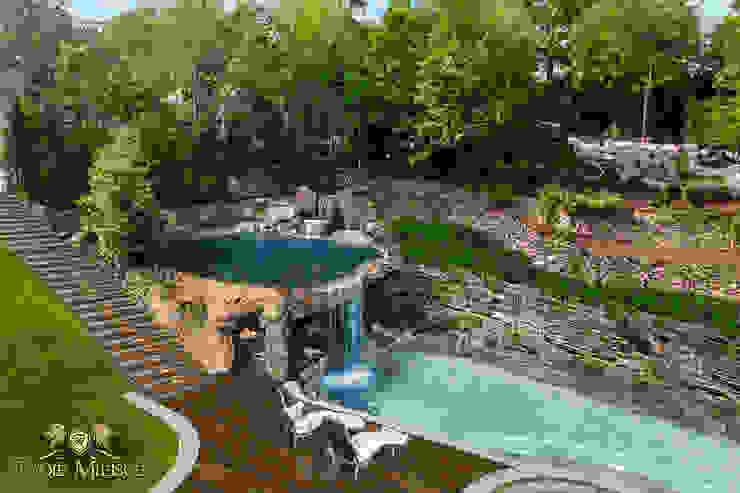 Classic style garden by Twoje Miejsce Classic
