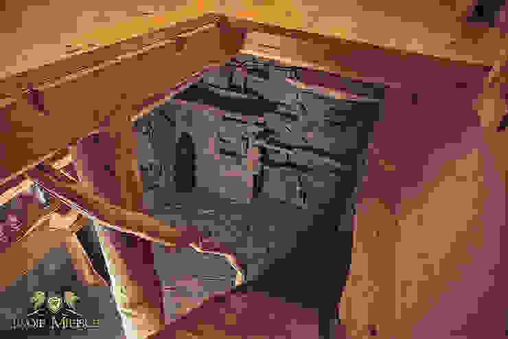 Wejście Do Piwniczki, Schody drewniane Klasyczna piwnica win od Twoje Miejsce Klasyczny