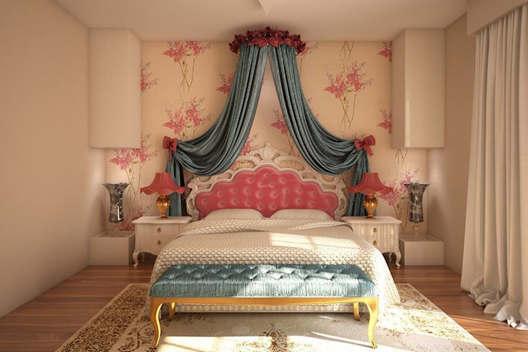 Bedroom by Sonmez Mobilya Avantgarde Boutique Modoko, Classic
