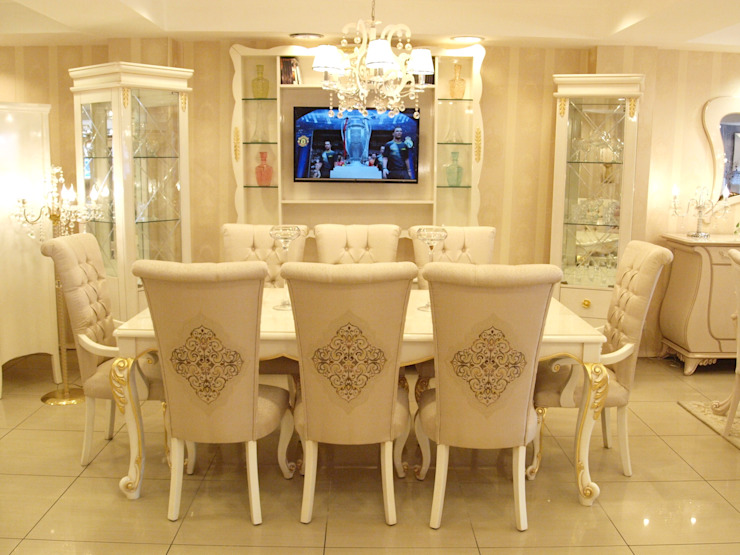 Sonmez Mobilya Avantgarde Boutique Modoko Dining roomTables