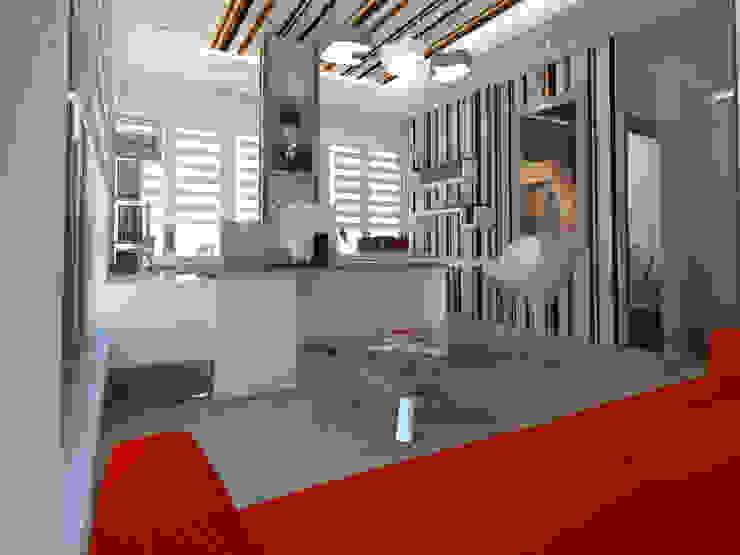 İNDEKSA Mimarlık İç Mimarlık İnşaat Taahüt Ltd.Şti. – HUKUK OFİSİ & LAW OFFİCE :  tarz Ofis Alanları