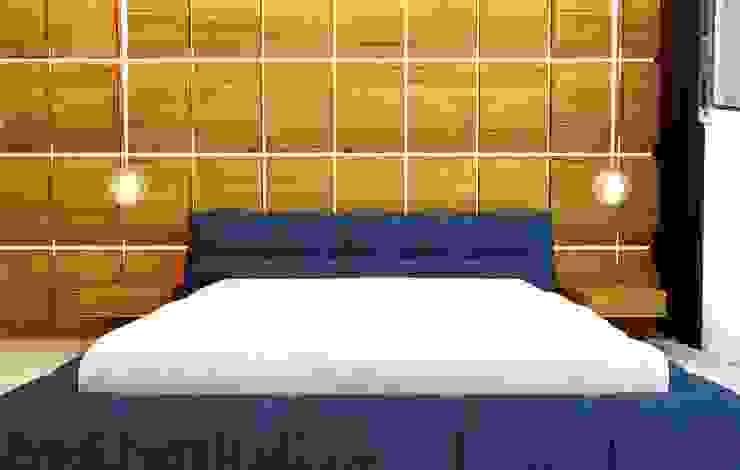 Yatak Odası Modern Yatak Odası GN İÇ MİMARLIK OFİSİ Modern