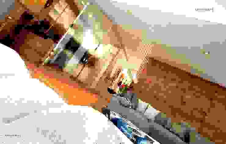 Salon ve Mutfak Modern Oturma Odası GN İÇ MİMARLIK OFİSİ Modern