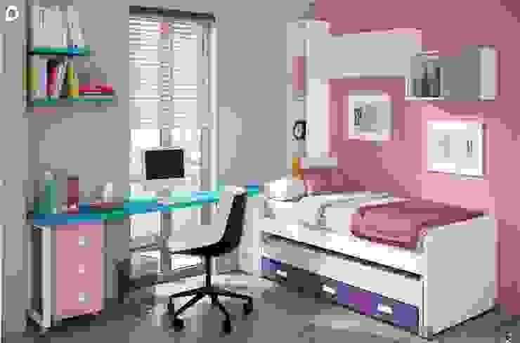 Dormitorio juvenil Sicilia de Mobihogar-2000 Moderno