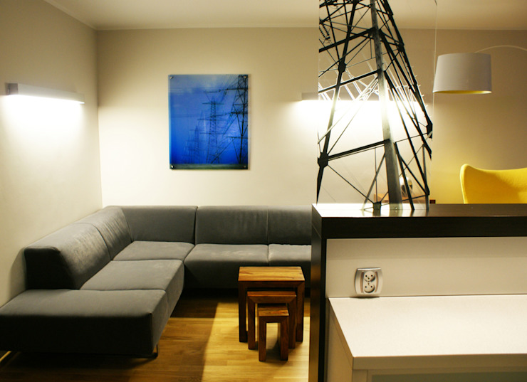 Salas de estar coloniais por homify Colonial