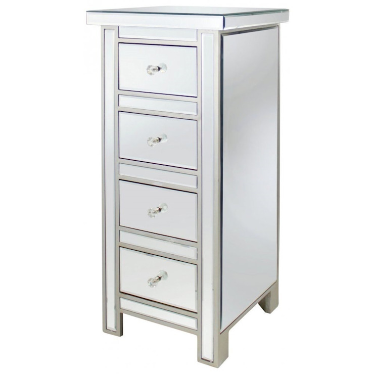 4 Draw Mirrored Unit: classic  by Century Mills , Classic