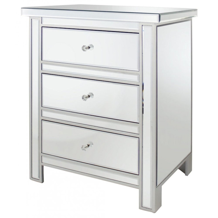 3 Draw Mirrored Unit: classic  by Century Mills , Classic