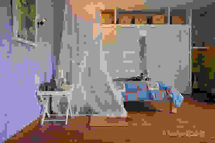décoration, intérieur, mise en scène, ambiance Chambre coloniale par patrick eoche Photographie d'architecture Colonial