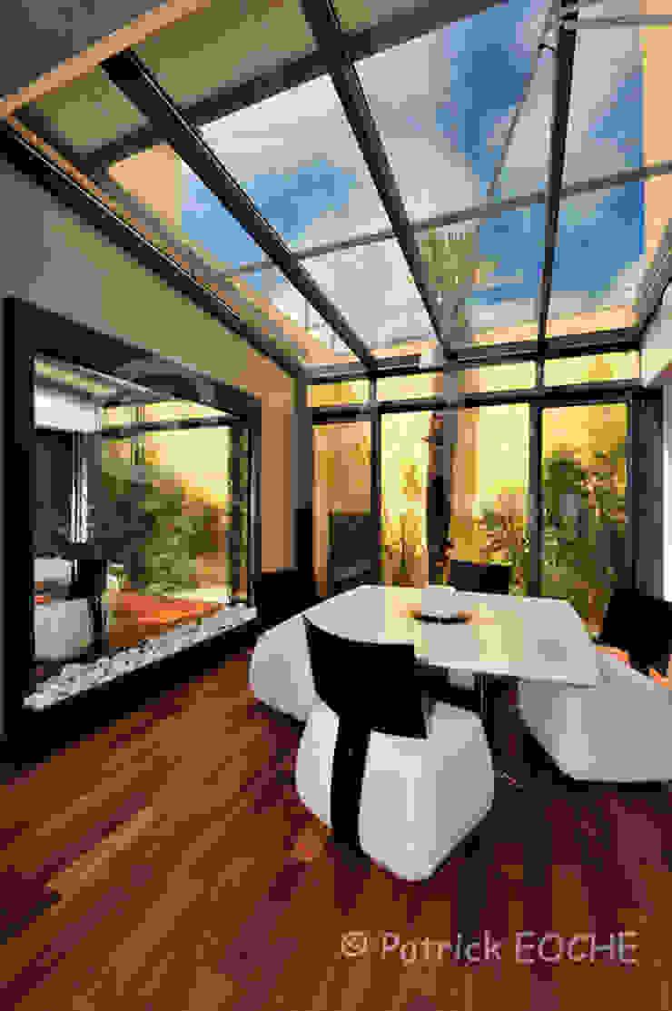 décoration, intérieur, mise en scène, ambiance patrick eoche Photographie d'architecture Salle à manger asiatique