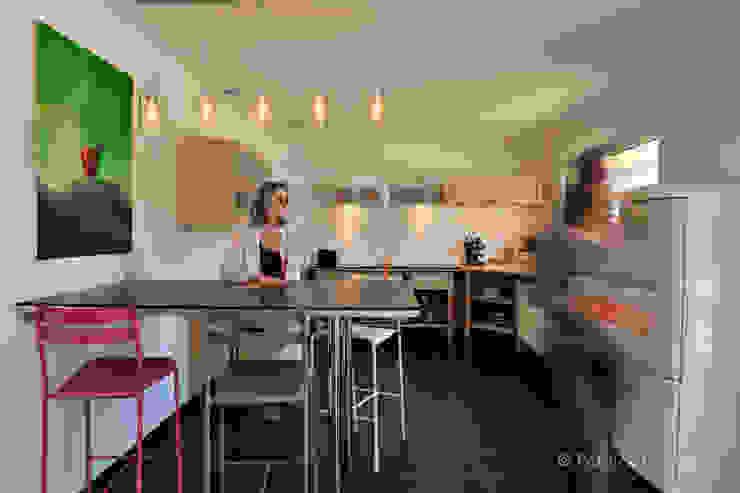 décoration, intérieur, mise en scène, ambiance patrick eoche Photographie d'architecture Cuisine moderne
