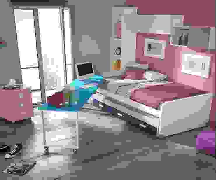 Dormitorio juvenil Sicilia (Detalle-1) de Mobihogar-2000 Moderno