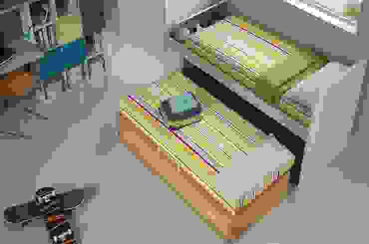 Dormitorio juvenil Azalea (Detalle-1) de Mobihogar-2000 Moderno