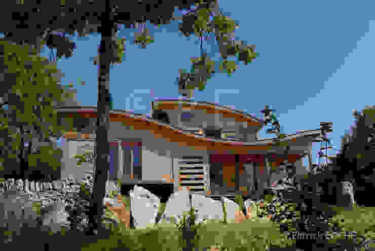 Architecture maisons patrick eoche Photographie d'architecture Maisons modernes